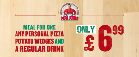 Meal Deal - Planet Ice Peterborough